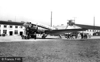Eastleigh, the Airport c1960