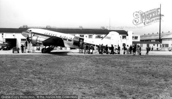 Photo of Eastleigh, The Airport c.1960