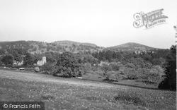 Eastnor, Birds Eye View c.1955
