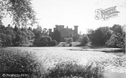 Eastnor, Castle c.1955