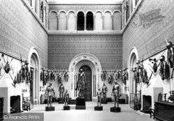 Eastnor, Castle, The Great Hall c.1965