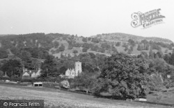 Eastnor, Church c.1955