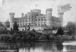 Eastnor, The Castle c.1880