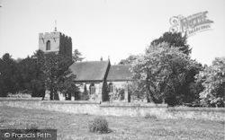 Eastnor, The Church c.1955
