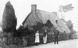 The Village Policeman c.1900, Easton