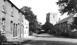 Eastry, Church Lane c.1960