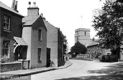 Eastry, Church Street c.1955