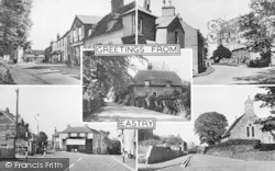 Eastry, Composite c.1955
