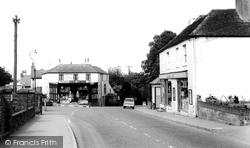 Eastry, High Street c.1965