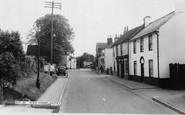 Eastry, High Street c1965
