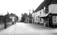 Eastry, Lower Street c1965