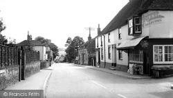 Eastry, Lower Street c.1965
