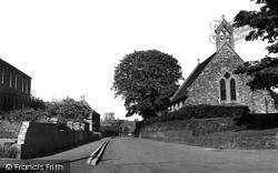 Eastry, Mill Lane c.1955