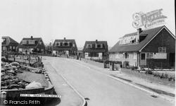 Eastry, Peak Drive c.1960