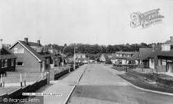 Eastry, Peak Street c.1960