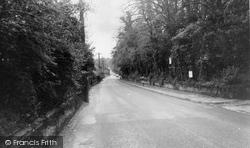 Eastry, Sandwich Hill c.1960