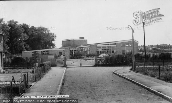 Photo of Eastry, the Primary School c1960