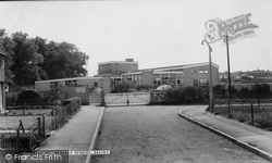 Eastry, The Primary School c.1960