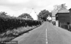 Eastry, The Village c.1960