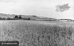 Eaton Bray, Dunstable Downs c.1955