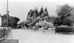 Eaton Bray, High Street c.1955
