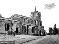 Eaton Bray, The Church c.1955