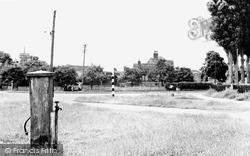 Eaton Bray, The Village Green c.1955