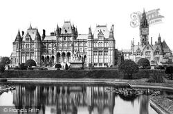 Eaton, Hall 1888