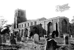 Eaton Socon, Church Of St Mary The Virgin 1897