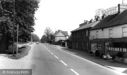 Eaton Socon, Great North Road c.1960