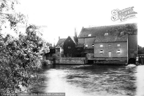 St Neots,Conygeer Mills 1897,Cambridgeshire