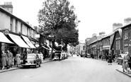 Ebbw Vale, Bethcar Street 1956