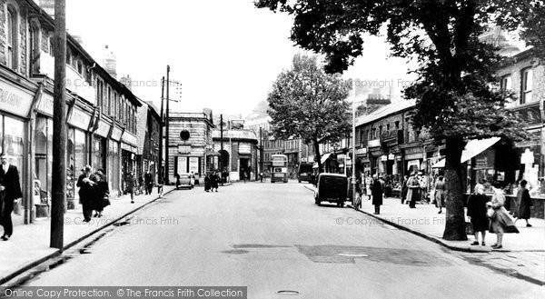 Ebbw Vale, Bethcar Street c1950