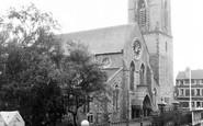 Ebbw Vale, Christchurch c.1960