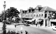Ebbw Vale, Market Street c.1960