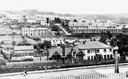 Ebbw Vale, Newtown c1955