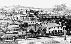 Ebbw Vale, Newtown c.1955