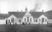 Ebbw Vale, The County School c.1880