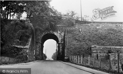 Ebbw Vale, The Old Archway c.1955