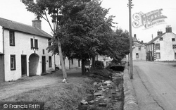 Ecclefechan, Birthplace Of Thomas Carlyle c.1955