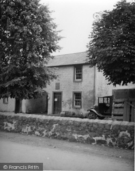 Ecclefechan, Carlyle's Birthplace c.1930