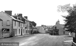 Ecclefechan, High Street c.1955