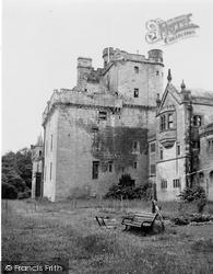 Ecclefechan, Hoddam Castle 1951