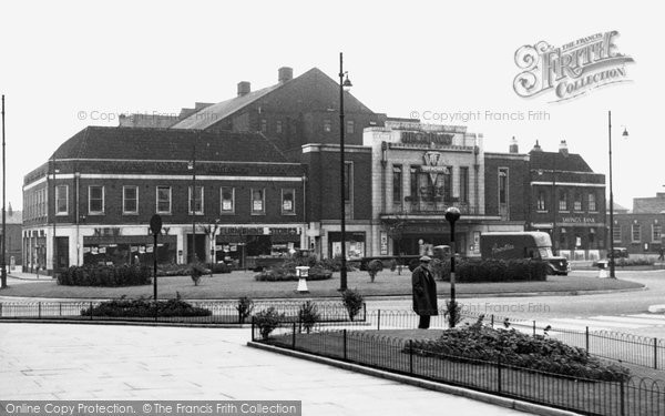Eccles, Broadway Cinema c1955