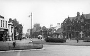 Eccles, Church Street c1955