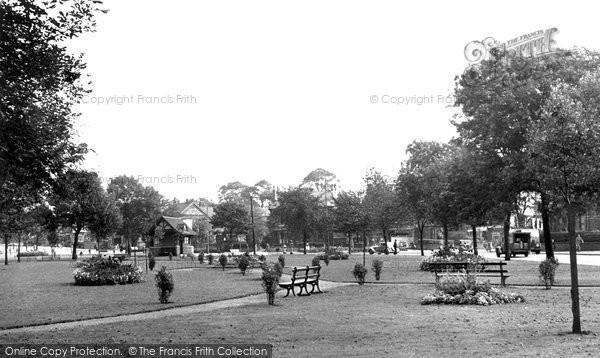 Photo of Eccles, Monton Green c.1955
