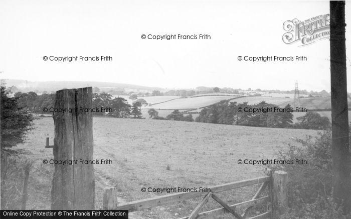 Photo of Ecclesfield, Cornfields Near Village c.1955