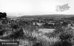 From The Hunshelf c.1955, Ecclesfield