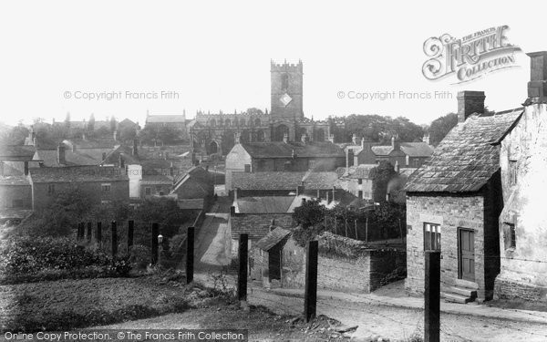 Photo of Ecclesfield, General View 1902
