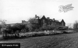 Ecclesfield, Grammar School c.1955